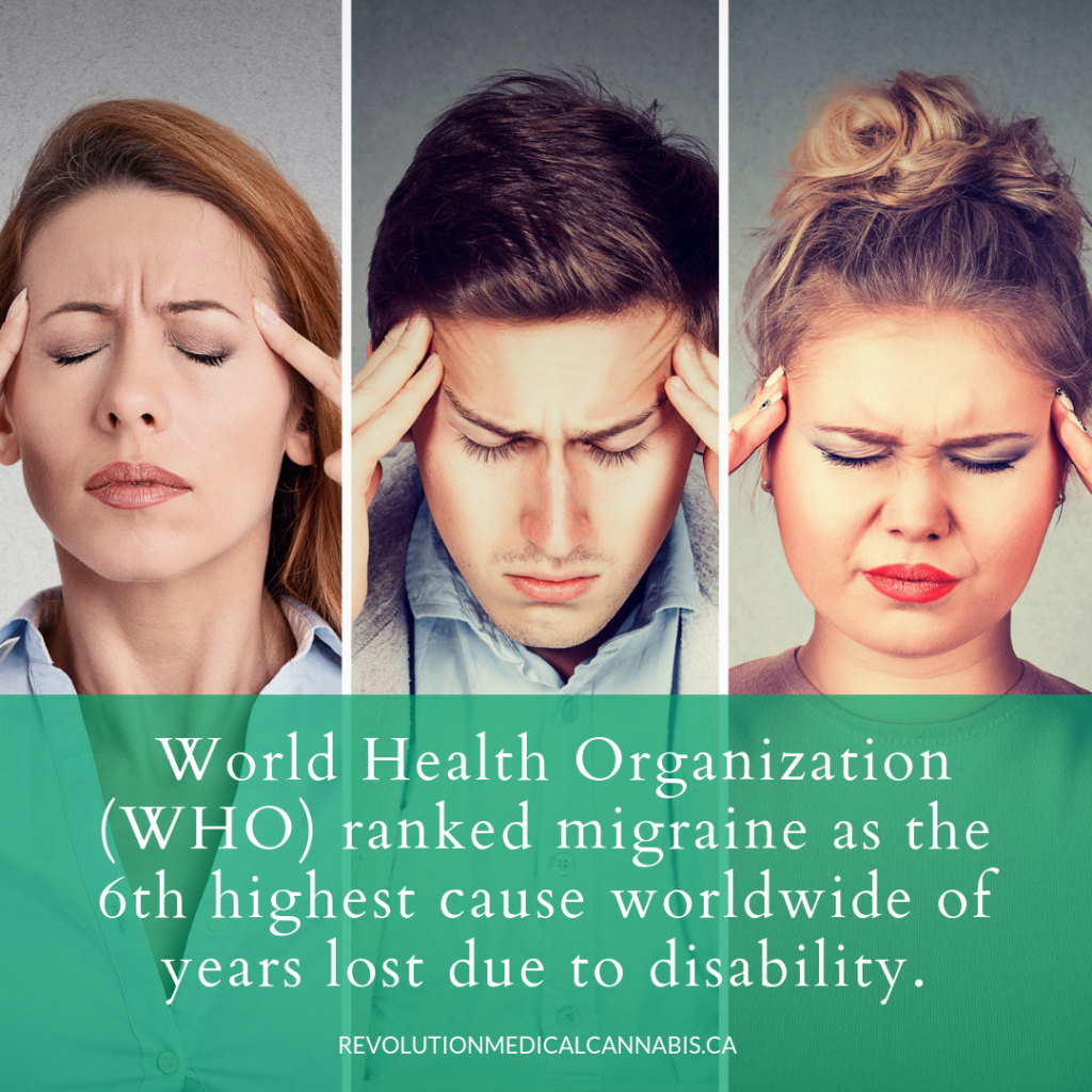 migraine as disability