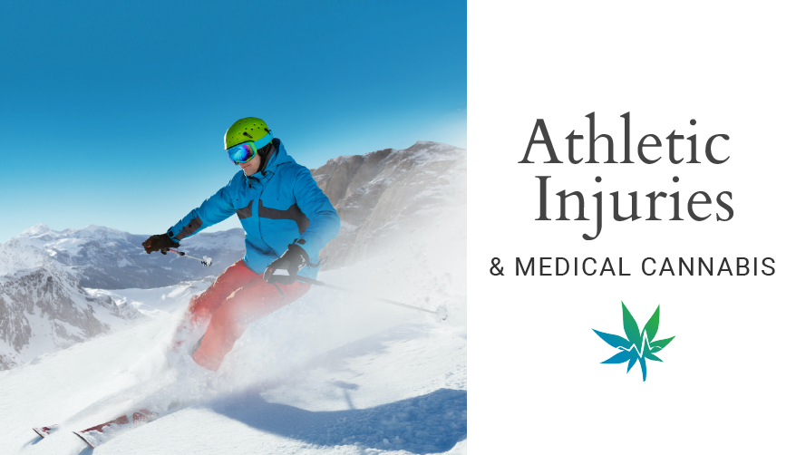 """Athletic Injuries and Pain Relief: Is cannabis the """"new"""" sports medicine?"""